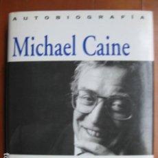 Libros: LIBRO - MICHAEL CAINE MI VIDA Y YO - ED. EDICIONES B PRIMER PLANO - AUTOBIOGRAFIA - NUEVO +. Lote 236769915