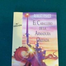 Libros: EL CABALLERO DE LA ARMADURA OXIDADA. Lote 236825165
