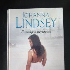 Libros: ENEMIGOS PERFECTOS.JOHANNA LINDSEY. Lote 237095050