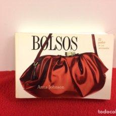 Libros: BOLSOS. Lote 238170565