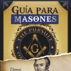 Libros: LIBRO MASONERÍA. Lote 238542620