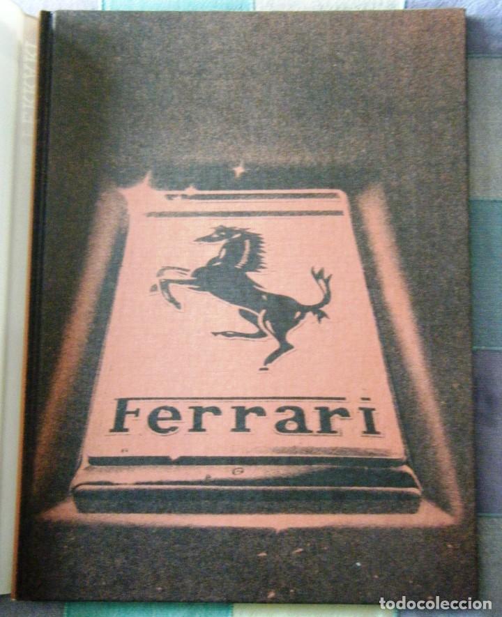Libros: LAS GRANDES MARCAS - FERRARI - Foto 3 - 240740900