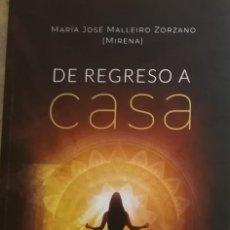 Libros: MARÍA JOSÉ MALLEIRO ZORZANO MIRENA DE REGRESO A CASA: CON ACCESO A ONCE AUDIOS EXCLUSIVO MEDITACIÓN.. Lote 242227120
