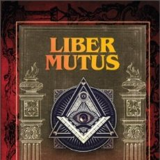 Libros: LIBRO MUDO DE LA MASONERÍA. Lote 243900010