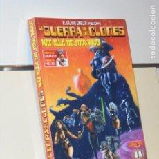 Libros: EL PAJARO BURLON PRESENTA LA GUERRA DE LOS CLONES MAS ALLA DE STAR WARS - APPLEHEAD OFERTA. Lote 244410800