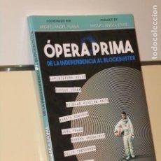 Libros: OPERA PRIMA DE LA INDEPENDENCIA AL BLOCKBUSTER COORD. POR MIGUEL A. PLANA - APPLEHEAD OFERTA. Lote 244412145