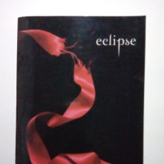 Libros: ECLIPSE - STEPHENIE MEYER. Lote 244420415