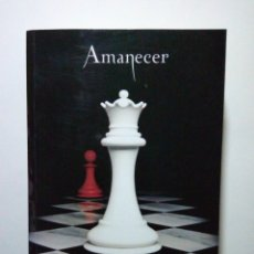 Libros: AMANECER - STEPHENIE MEYER. Lote 244422145