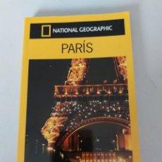 Libros: NATIONAL GEOGRAPHIC GUÍA AUDI PARIS. Lote 245049620