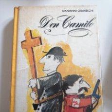 Libros: DON CAMILO. GIOVANNI GUARESCHI.. Lote 245202925