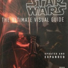 Libros: STAR WARS. THE ULTÍMATE VISUAL GUIDE. UPDATED AND EXPANDES. NUEVO. Lote 245906325