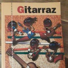 Libros: GITARRA CON HASI. XABIER ZABALA. Lote 245969770