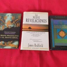 Libros: ANTIGUOS LIBROS LAS NUEVAS REVELACIONES. Lote 246083480