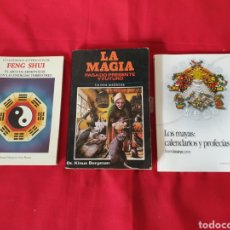 Libros: ANTIGUOS LIBROS LA MAGIA. Lote 246085735
