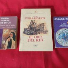 Libros: ANTIGUOS LIBROS. Lote 246086120