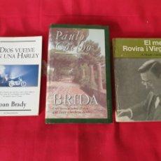 Libros: ANTIGUOS LIBROS EL.MEU ROVIRA INFORMACIÓN VIRGILI. Lote 246086320