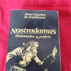 Libros: ANTIGUO LIBRO NOSTRADAMUS. Lote 246087170