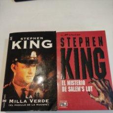 Libros: STEPHEN KING. Lote 246309765