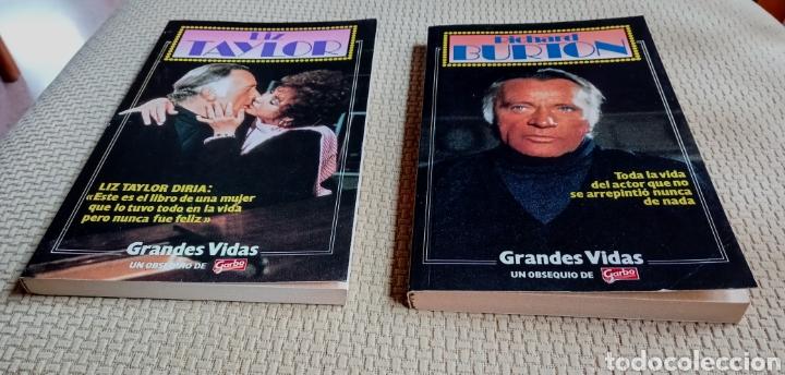 Libros: 2 libros Grandes vidas - Foto 2 - 247993825