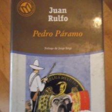 Libros: PEDRO PÁRAMO DE JUAN RULFO. Lote 249011540