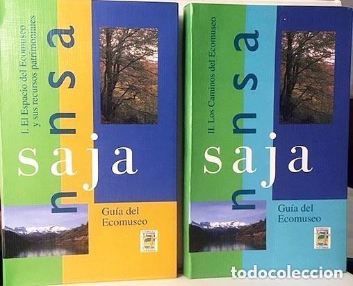 SAJA-NANSA. GUÍA DEL ECOMUSEO (TOM I Y II) (CANTABRIA. ITINERARIOS. FOTOS. MAPAS (Libros nuevos sin clasificar)