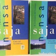 Libros: SAJA-NANSA. GUÍA DEL ECOMUSEO (TOM I Y II) (CANTABRIA. ITINERARIOS. FOTOS. MAPAS. Lote 249258465