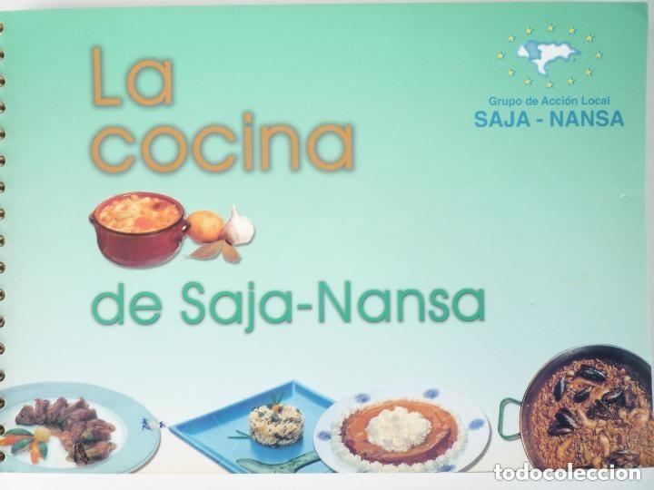 LA COCINA DE SAJA-NANSA . GRUPO DE ACCIÓN LOCAL SAJA-NANSA (Libros nuevos sin clasificar)