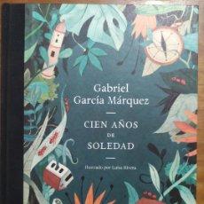 Libros: CIEN AÑOS DE SOLEDAD, DE GABRIEL GARCÍA MÁRQUEZ. ILUSTRADO POR LUISA RIVERA. RANDOM HOUSE. Lote 250207790