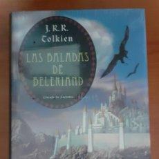 Libri: LAS BALADAS DE BELERIAND. Lote 252051770