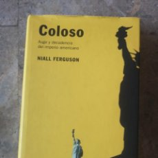 Libros: COLOSO NIALL FERGUSON. Lote 252421215