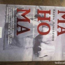 Libros: MAHOMA KAREN ARMSTRONG LIBRO. Lote 252423025