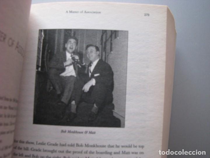 Libros: Libro Matt Monro, The singer´s singer, biografía de Michele Monro, edición inglés, nuevo a estrenar - Foto 7 - 252570855