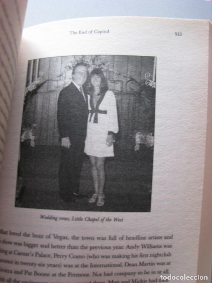 Libros: Libro Matt Monro, The singer´s singer, biografía de Michele Monro, edición inglés, nuevo a estrenar - Foto 8 - 252570855