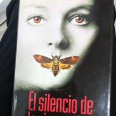 Libri: THOMAS HARRIS - EL SILENCIO DE LOS INOCENTES (CORDEROS). Lote 253830745