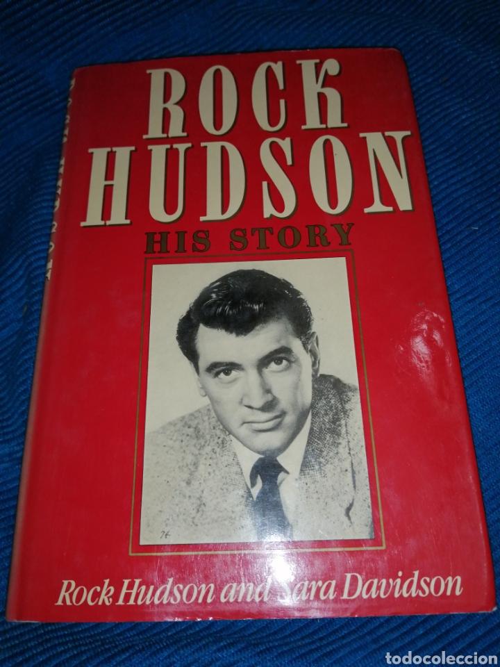 ROCK HUDSON HIS STORY, AND SARA DAVIDSON (Libros nuevos sin clasificar)