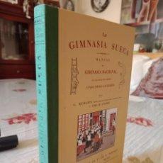 Libri: LA GIMNASIA SUECA - LIBRO. Lote 252775710
