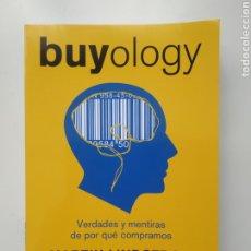 Libros: BUYOLOGY - MARTÍN LINDSTROM. Lote 254555375