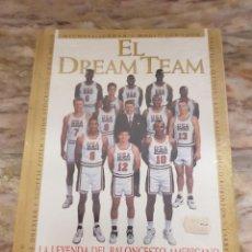 Libros: LIBRO EL DREAM TEAM DE CHUCK DALY NUEVO. Lote 254569235