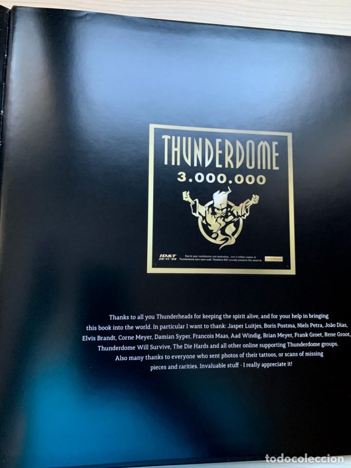 Libros: LIBRO EYE ON THE UNDERWORLD - THUNDERDOME - EARTHQUAKE - HAPPY HARDCORE - Foto 17 - 254971050