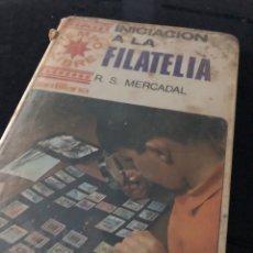 Libros: 1969 INICIACION A LA FILATELIA - SELLOS. Lote 255594275