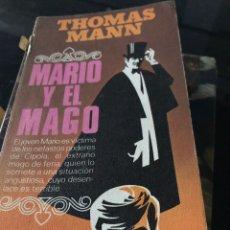 Libros: MARIO Y EL MAGO THOMAS MANN. Lote 255602360