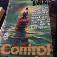 Libros: STEPHEN BARLAY - CONTROL REMOTO. Lote 255602560