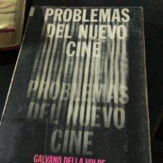 Libros: PROBLEMAS DEL NUEVO CINE ALIANZA EDITORIAL. Lote 255603115