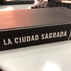 Libros: LA CIUDAD SAGRADA DOUGLAS PRESTON LINCOLN CHILD. Lote 255972815