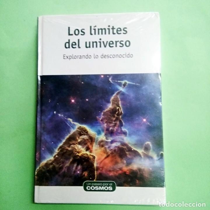 LOS LIMITES DEL UNIVERSO. EXPLORANDO LO DESCONOCIDO. TAPA DURA. PRECINTADO (Libros nuevos sin clasificar)