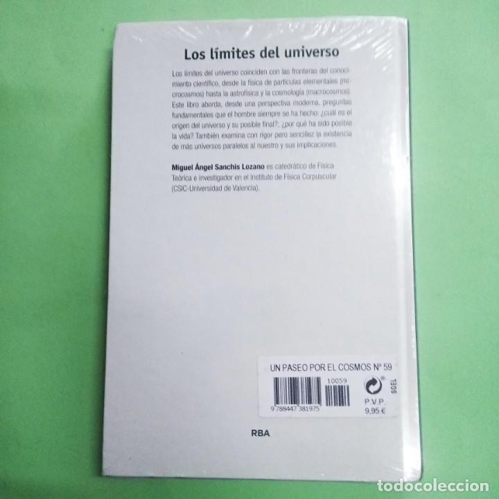Libros: LOS LIMITES DEL UNIVERSO. EXPLORANDO LO DESCONOCIDO. TAPA DURA. PRECINTADO - Foto 2 - 257694830