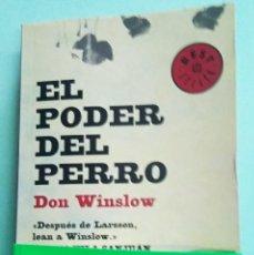 Livres: EL PODER DEL PERRO DON WINSLOW , 2015 - NUEVO. Lote 257695490