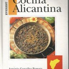 Libros: COCINA AICANTINA.. Lote 258931850