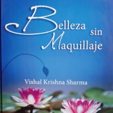 Libros: BELLEZA SIN MAQUILLAJE. Lote 259829775