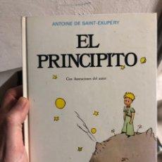 Libros: EL PRINCIPITO 3RA ED 1977 TAPA DURA EXUPERY. Lote 260056300